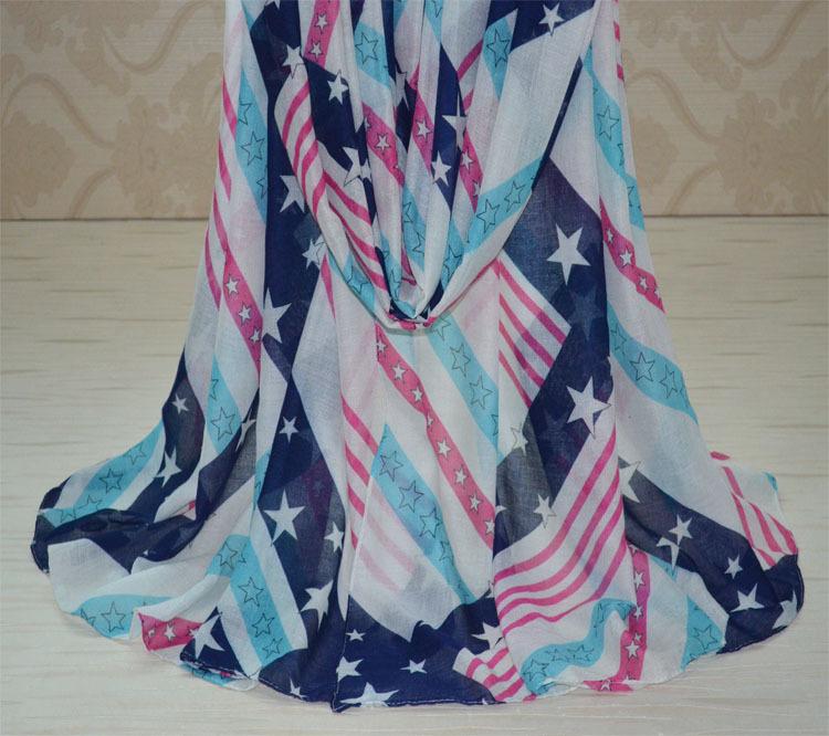 Ladies scarves 2015,Scarf Women,desigual,american flag scarf,shawl wrap,Muslim hijab,bandana,shawls and scarves,british style(China (Mainland))