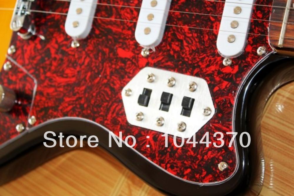 HOT TL JAGUAR red electric T L Jaguar