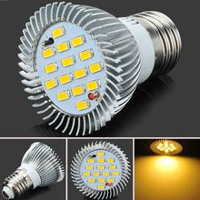 Local stock High Power Led Lamp 7.5W LED Spotlight Warm White 3500K 720lm 15-Led Spot Light Spotlight Led Bulb LX*YYDA1217*5(China (Mainland))