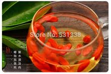 New 2015 Dried goji berry Chinese wolfberry medlar bags herbal tea Health tea goji berries Gouqi
