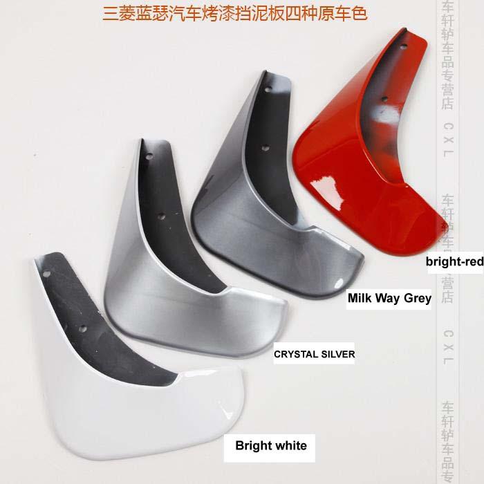 Baking finish Splash Guard Mud Flaps For Toyota Camry 2006-2011(China (Mainland))