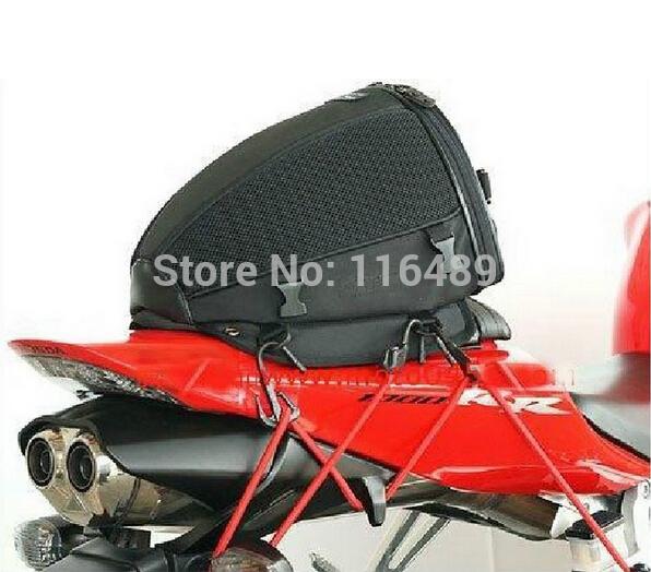 Мотоциклетная кожаная сумка для сидений Dan