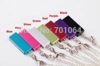 Free DHL: 30unit mini metal usb flash drive swivel pendrive smallest flash pendrive Free shipping cost