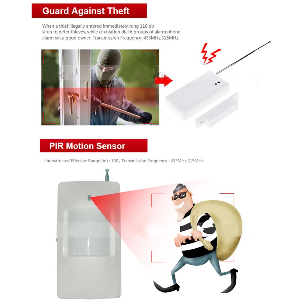 Охранная система OEM GSM SMS /app