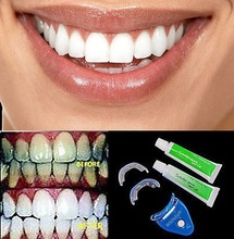 FD1734 New Products Tooth Teeth Whitening Kit Dental Treatment White Light Oral ~One Set~