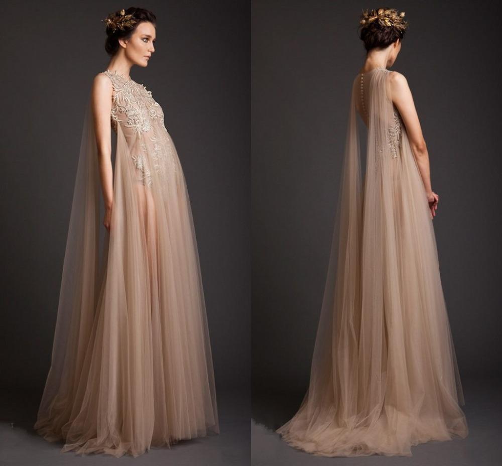 Long Brown Dresses