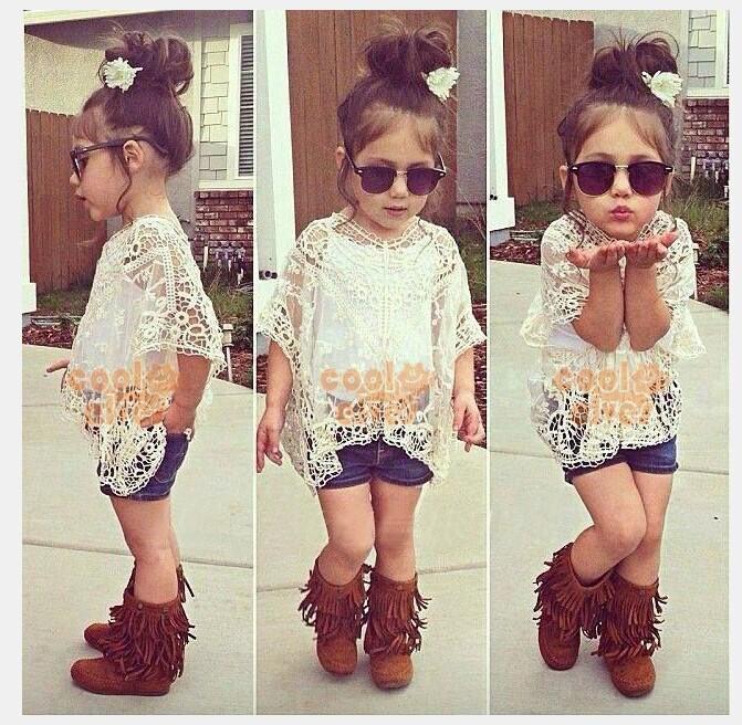 Комплект одежды для девочек Coolelves + + 211672