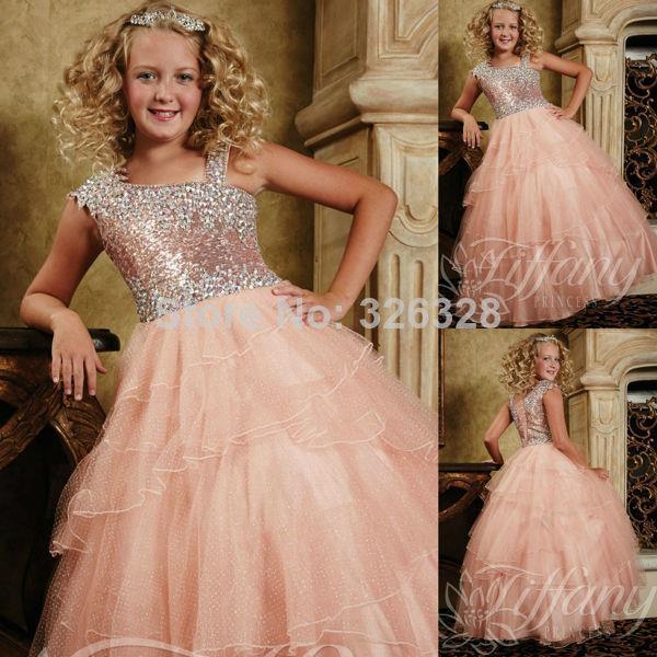 Детское платье Prettycolor 2015 ,