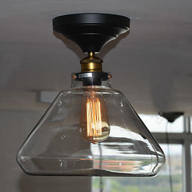 Loft retro stijl vintage industri le edison lamp lamp plafond licht voor thuis - Licht industriele vintage ...