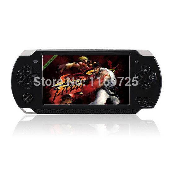 Игровая приставка OEM 4,3/8gb Bulit PMP TV Vedio 5000 MP3 MP4 MP5 02020028 портативная игровая консоль 20 4 4 3 pmp bulit fm tv