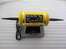 yellow multi-use polishing machine,heavy duty power tool,polishing motor ,elecric multi-use polishing motor,mini polishing motor