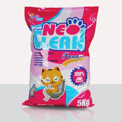 Neo Clean / day net bentonite cat litter pet kitty cat sand cleaning supplies pet supplies(China (Mainland))