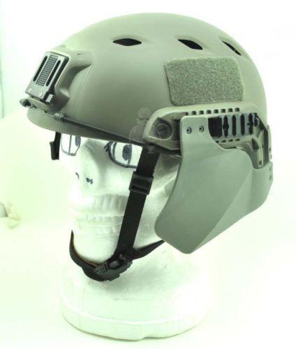 Helmet Side Rails New Side Cover For Helmet Rail