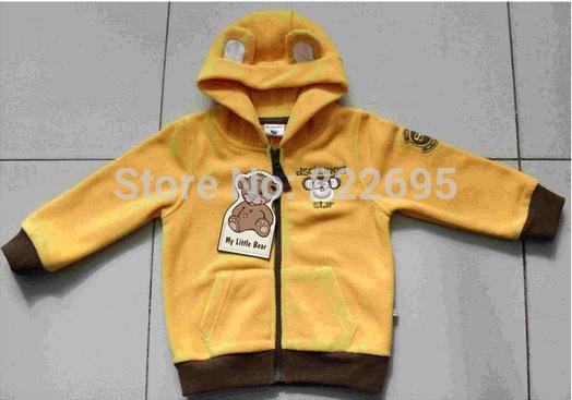 Baby Fleece Jacket With Hood Baby Boy's Fleece Jacket With