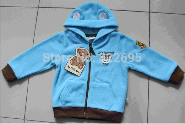 Baby Fleece Jacket With Hood Baby Boy's Fleece Jacket
