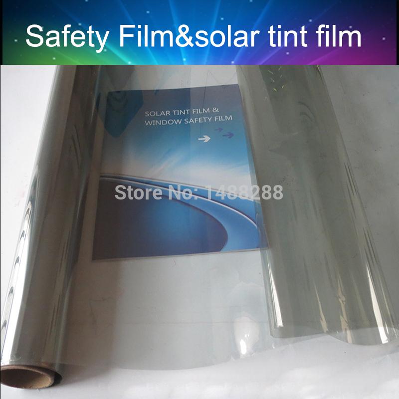 65% transparent solar tint film car window smart tint film reflective car window tint film 1ftx100ft SPF-65(China (Mainland))