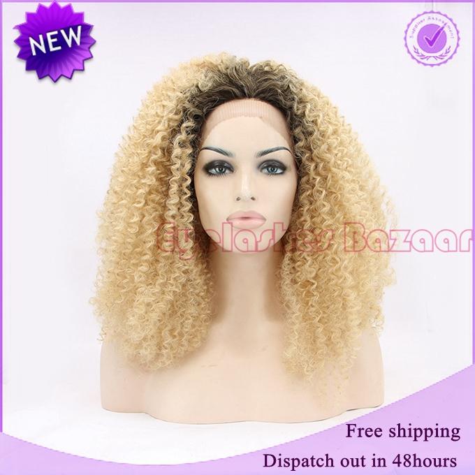 Парик из искусственных волос Eyelashebazaar Vogue Kanekalon Ombre 56546