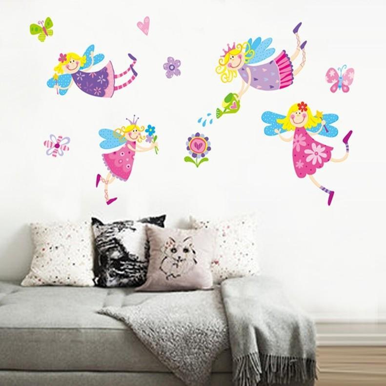 Elf muurstickers koop goedkope elf muurstickers loten van chinese elf muurstickers leveranciers - Nacht kamer decoratie ...