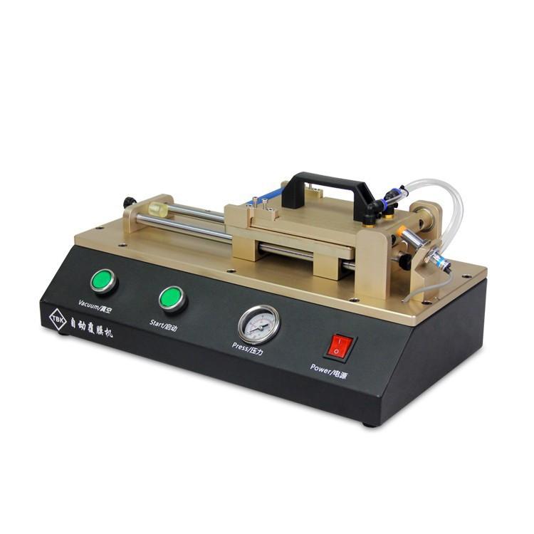 Full automatic OCA Laminating Machine Polarizing Film Protective Film Laminating Machine Separator Machine Vacuum Pump(China (Mainland))