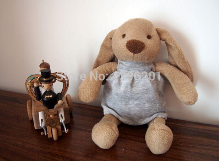 Free shipping!rabbit plush toys cute little rabbit doll doll birthday gift girls small New Year's gift(China (Mainland))