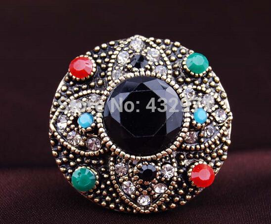 2015 new trendy latest vintage oriental turkish ottoman hurrem sultan ring handmade jewelry ring design(China (Mainland))