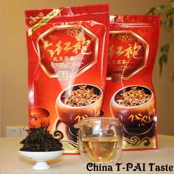 Hot 250g Chinese Da Hong Pao tea Big Red Robe oolong tea the original gift green