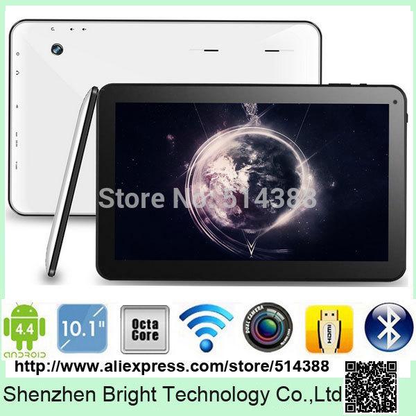 Планшетный ПК OEM 10,1/android 4.4 tablet pc Allwinner A83T core HDMI WIFI Bluetooth 1 8 /16 ROM