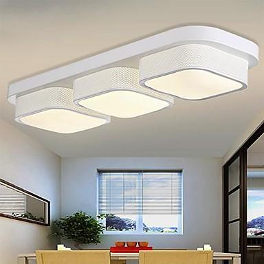 Moderne led plafondlamp met 3 lampjes voor woonkamer lampen home ...