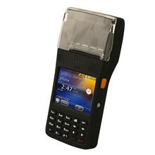 Ls350t nova handheld mobile pda com leitor rfid da impressora(Hong Kong)