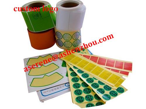 Labels Color Color Sticker Label Laser