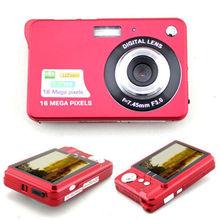 "Digital Cameras New High Quality 16MP 2.7"" Lcd Digital Optical Zoom Camera Camcorder US Plug"