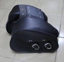 Free shipping on earth eagle king car modified cars cruising motorcycle side saddle bag motorcycle bag