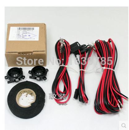 Клаксон VW Golf 6 MK6 5KD 035 411 5KD035411a система освещения gzautopart vw golf 6 mk6 vw mk6