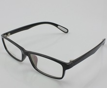 Various color Gintama Sarutobi Ayame cosplay red frame glasses TR90 near sight glasses welcome for wholesalle