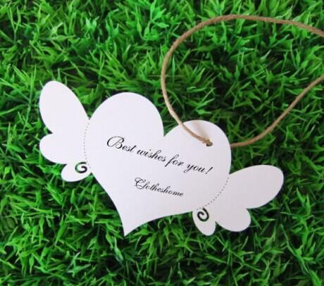 ( 48 pieces/lot) 2015 Invitation Love Wedding Wish Card Blank Greeting Card Wedding Supplies Free Shipping(China (Mainland))
