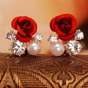 Серьги-гвоздики Fashion 2015 Bijoux A0171 браслеты bijoux land браслет