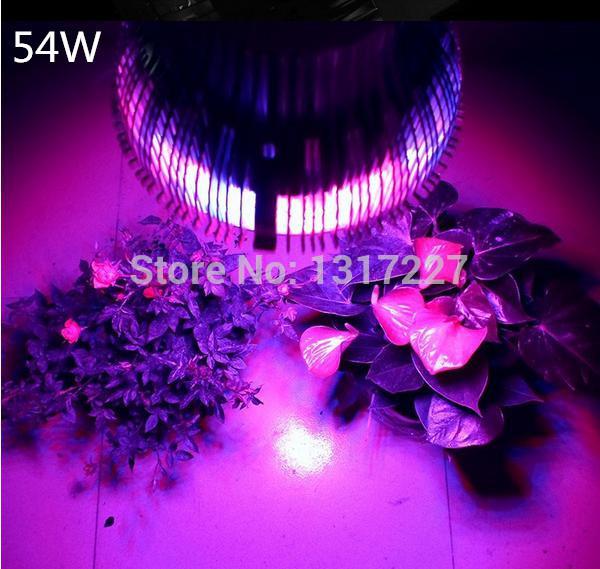 2015 New Arrival Hot E27 54W 18X3W PAR38 LED Coral Reef Grow Light High Power Fish Tank Aquarium Lamp LED Bulbs(China (Mainland))