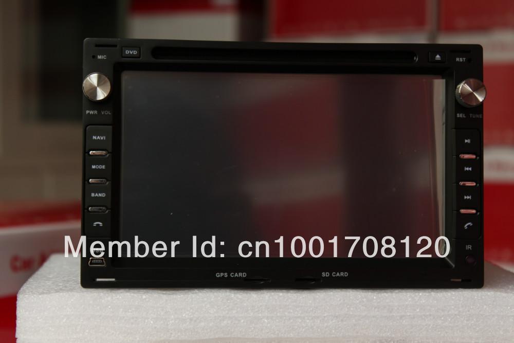 Pure Android 4.1 Capacitive Screen 7 inch Car DVD navigation For VW Passat Golf Jetta GPS Navigation 3G Wifi free garmin map(China (Mainland))