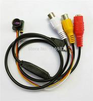 600TVL CMOS Color Mini 1/4 cmos CCTV security Camera Mini 1/4