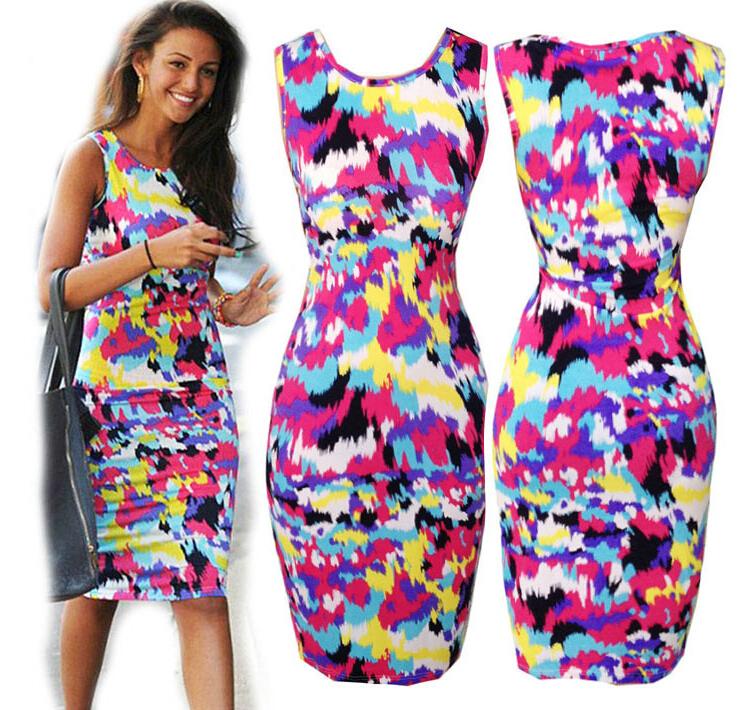 Женское платье Brand New 2015 Bodycon Vestidos XXL DJ00109 женское платье miusol sumber bodycon dresss sm xxl 0006