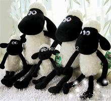 3size Hot sale Shaun Shawn amuse plush toys doll Cute little sheep Arpakasso Alpaca fill plush toys Doll doll jumbuck gift(China (Mainland))