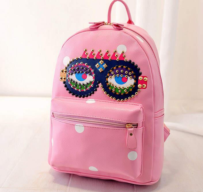 Cute Big Shoulder Bags For School 110