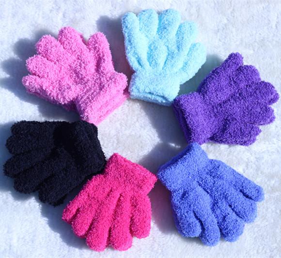 Детские перчатки 6