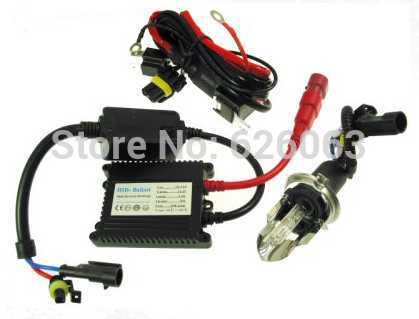 12v/35w HID XENON conversion Light Kit for scooters and motorcycles, 6000k(China (Mainland))