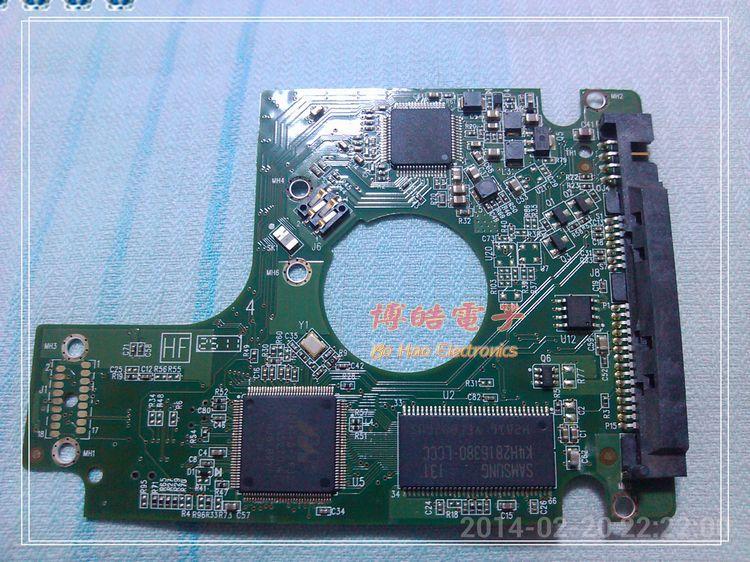 Free shipping> portable hard drive circuit board 2060-771823-000(China (Mainland))