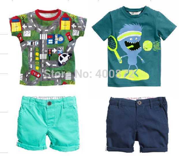 Комплект одежды для мальчиков Non + 2 children's sets комплект одежды для мальчиков non baby clothing sets