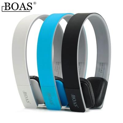 Гаджет  BOAS - Studio earpods Wireless earphones Bluetooth 4.0 Stereo headset with microphone Headphone Sports earbuds for mobile iphone None Бытовая электроника