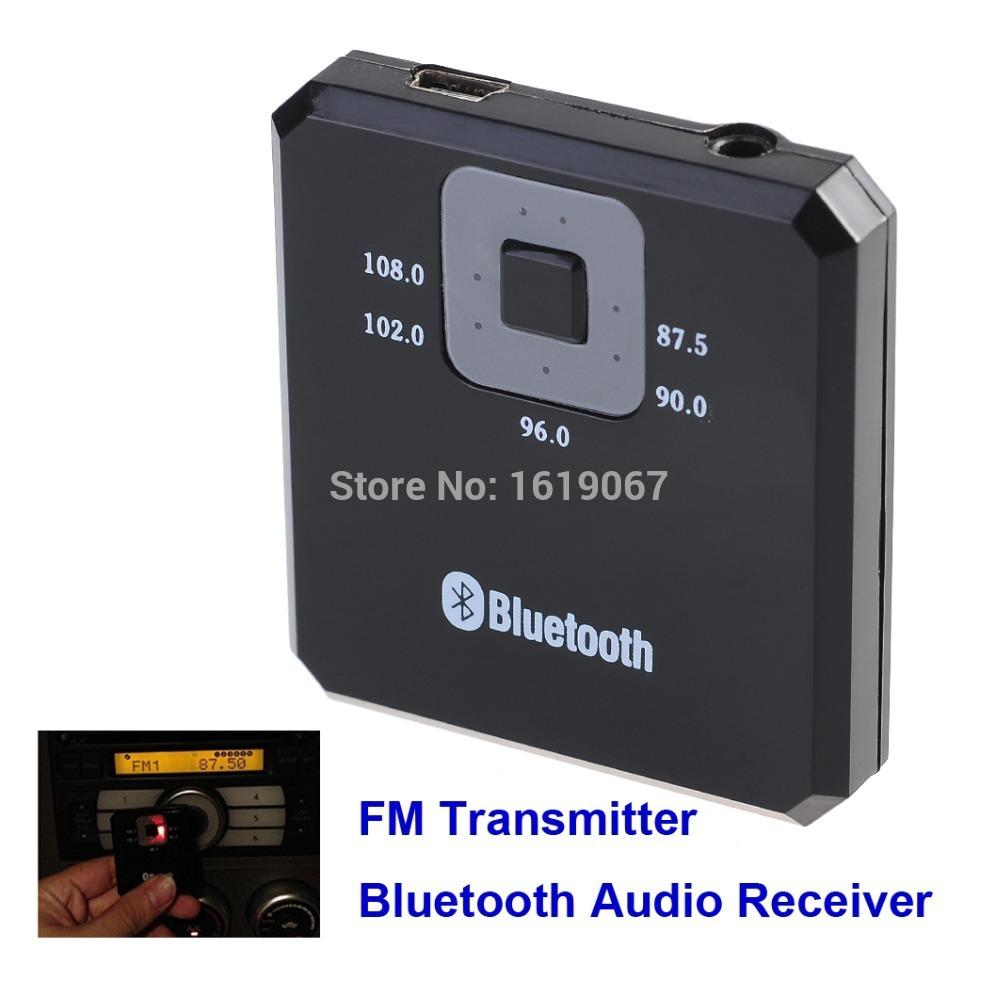 Автокомплект Bluetooth Nicebuy Bluetooth FM iPhone Samsung HTC