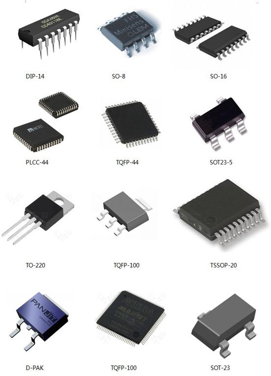 Фото Электронные компоненты 100 VIPER12A dip/8 VIPER12