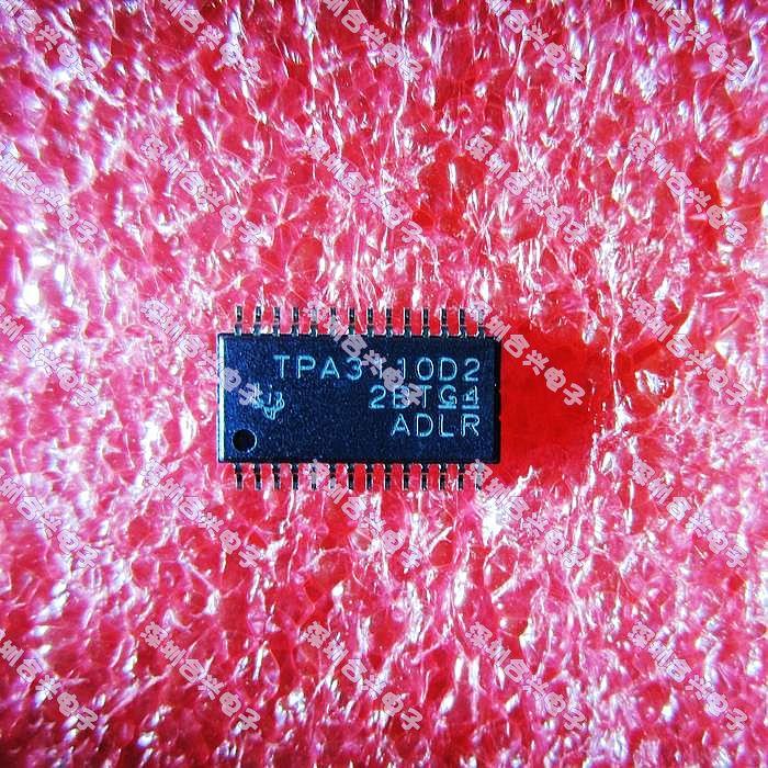 Tpa3110d2pwpr TPA3110D2 аудио